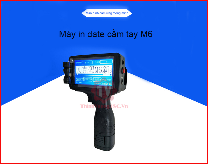 may in date cam tay m6